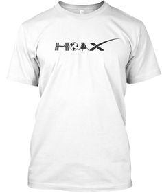 HOAX T shirt : It's all a hoax folks. The ISS, the ball earth, the moon landing and Space X - all part of the global deception.