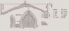 crochelinhasagulhas: Moda praia em crochê da COATS