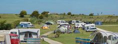 Camping in Cornwall - Trevornick Holiday Park and Campsite