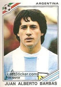 Juan Alberto Barbas (Argentina)