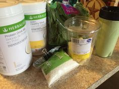 add ice and blend Herbalife Shake Recipes, Protein Shake Recipes, Herbalife Nutrition, Protein Shakes, Pina Colada Shake Recipe, Herbalife Meal Replacement, Pineapple Shake, Coconut Water Benefits, Juicy Juice