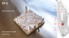 New York based startup Microscape has just launched an $8000 Kickstarter campaign to get their 3D printed miniature models of iconic cities such as New York City into production.