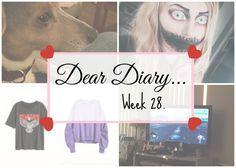 I Threaded My Own Eyebrows! | Dear Diary Week 28. - Beauty-Blush