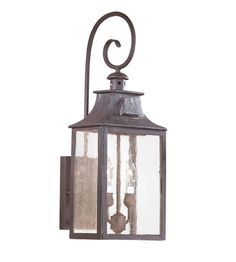 Troy Lighting Newton 2 Light Outdoor Wall Lantern in Old Bronze BCD9002OBZ #lightingnewyork #lny #lighting