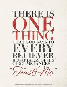 Trust God in all circumstances https://www.facebook.com/photo.php?fbid=707988275891783