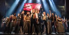 """The classic musical """"Les Miserables"""" brings France to East Tennessee this weekend, as the touring Broadway musical sets up shop at The Tennessee Theatre. Jean Valjean, Theatre Reviews, Concert Hall, Arts And Entertainment, Funny Art, Musical Theatre, Dance Music, Touring, Songs"""