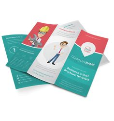 vector brochure template triple my success graphicmama.html