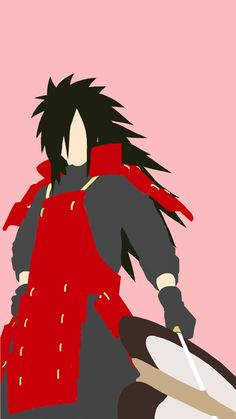 Madara Uchiha - Minimalist by amyenah on DeviantArt