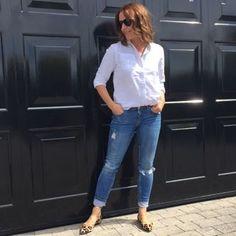 FM40 Style - A White Shirt
