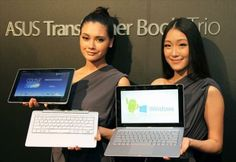 Channel Radar - a News portal which is providing the latest news of ASUS India which has launched Transformer Book Trio in the Indian market for Rs 98,099.