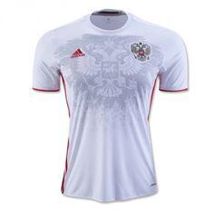 Camiseta del Rusia Away 2016 - Camisetas de Futbol Baratas 4ce84dd57033e