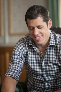 Evgeni Malkin. See those little dimples? Aw, heh heh