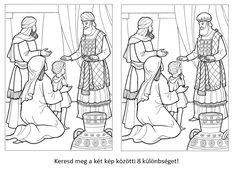 Sámuel bemutatása