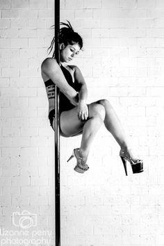 Pole Dancing Leisha from Studiopole.com.au