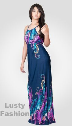 Latest Maxi Dresses for 2013