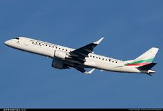 Photo of LZ-PLO Embraer 190-100IGW by Tommy Desmet Photography