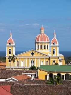 Granada, Nicaragua - Explore the World with Travel Nerd Nici, one Country at a Time. http://travelnerdnici.com