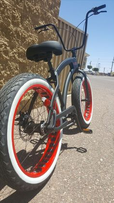 Custom Fat Tire Beach Cruiser Bicycles, The Original. Felt Cruiser, Cruiser Car, Cruiser Bicycle, Velo Beach Cruiser, Custom Beach Cruiser, Beach Cruisers, Wooden Bicycle, Retro Bicycle, Tricycle