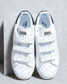 """PEOPLE Shoesdesign on Instagram  """"Adidas Originals Stan Smith CF W Dots (  white Black) now  peopleshoesdesign Avenue Louise 481 c7d487c5b"""