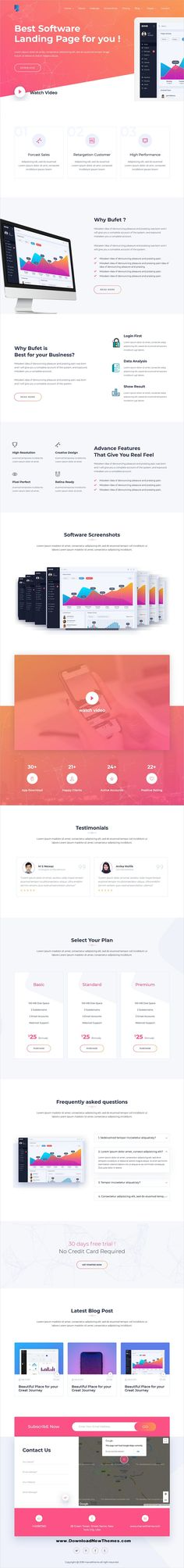 LeadEngine is a clean and modern design responsive multipurpose - Event Plan Template