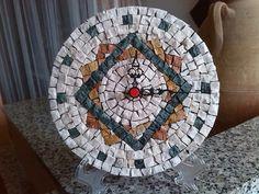 Orologi mosaico personalizzati NDmosaik