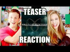 1ST SHADOWHUNTER TV SHOW TEASER...................That was a really awesome trailer. #sarcasum