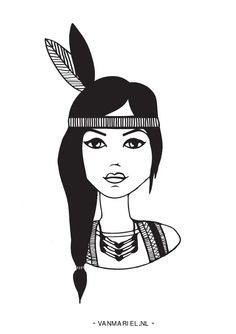 #Indian - #Nativeamerican - #Quotes - Buy it at www.vanmariel.nl - Card € 1,25…