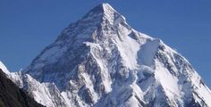 k2 mountain   ... So, Unless you are climbing K2 is there really an excuse!! Thinking No!