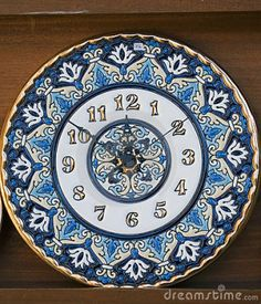 ceramic clock - Yahoo!検索(画像)