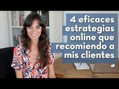 4 eficaces estrategias online que recomiendo a mis clientes | Laura Ribas