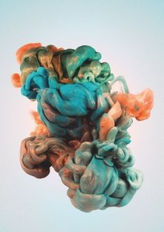 """Heavy Metals"": Abstract Photos By Alberto Seveso - Orms Connect Creative Photography, Amazing Photography, Ink In Water, Graphic Design Trends, Abstract Shapes, Abstract Photos, Heavy Metal, Bunt, Illustration"