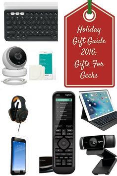 Holiday Gift Guide 2016: Gifts For Geeks