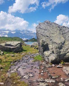Der Bus, Switzerland, Hiking, Mountains, Water, Travel, Outdoor, Summer Days, Alps