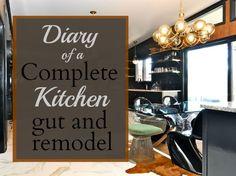 Casa de Loco: Kitchen Remodel