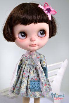 Dress for the girls at Miema Dollhouse | par Miema