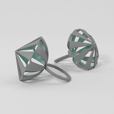 Tribù / 3D Printed Jewelry Collection Maison 203 Sunruy Technologies specialize- best 3D printing industry china - www.sunruy.com/