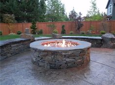 Fire Pit in decking | DIYnot Forums