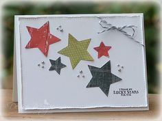 Lucky Stars _pb by peanutbee - Cards and Paper Crafts at Splitcoaststampers
