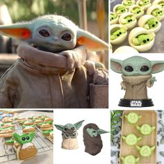 christmas costumes ideas Baby Yoda Party Ideas - After all the talk of Baby Yoda (The Child) from the new Disney+ series, The Mandalorian, we thought itd be fun to share these Baby Yoda Party Ideas with you. Star Wars Birthday, 1st Boy Birthday, Star Wars Party, Party Themes, Party Ideas, Christmas Costumes, Christmas Angels, Halloween, First Birthdays