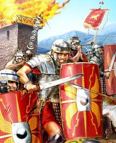 Dacian War, Legio V Macedonica