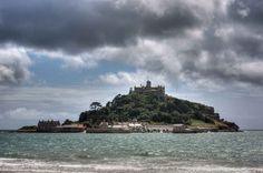 St. Michael's Mount: Cornwall, England