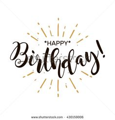 stock-vector-happy-birthday-beautiful-greeting-card-poster-with-calligraphy-black-text-word-gold-fireworks-430159006.jpg (450×470)
