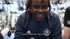 Another inspiring story from Manchester United Foundation!   #UnitedandMaria #UnitedandMe