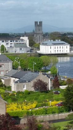 The view from the Limerick Strand Hotel in Limerick, Ireland was stunning. Breathtaking. And, I think, the perfect setting for a honeymoon.  Look for Their Reason, the novella sequel to For A Reason in August 2015