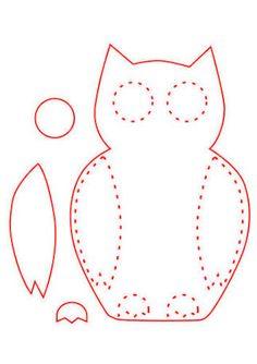 Resultado de imagem para free felt patterns