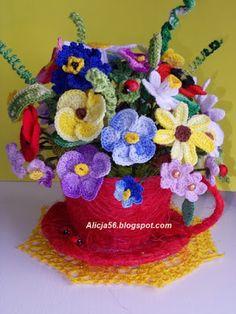 Zaczarowany Świat Alicji: Kwiaty, bukiety, kompozycje