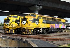 RailPictures.Net Photo: S317 Southern Shorthaul Railroad S class at Melbourne, Australia by Ian Green