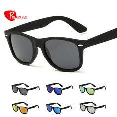 fb816c9bb457 Women Polarized Sunglasses Mirrors Vintage Sun Glasses Eyewear for Men UV400