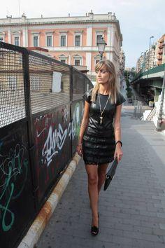 Lo #stile delle collezioni #GlaieulParis sono pensate per una #donna che ha un elevato senso del #gusto che le piace sentirsi appagata attraverso i capi che indossa. #cool #fashion #fallwintercollection #fallwintercollection2014 #streetstyle #womanclothes www.glaieulparis.com