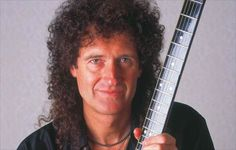 brian may meme | Bryan May, guitariste du groupe Queen en collaboration avec Lady Gaga